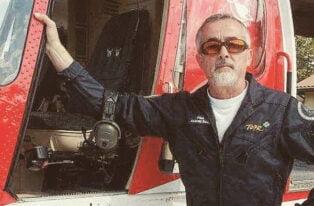 Pilot TOPR z wyróżnieniem