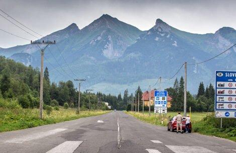 Od dziś nowe zasady wjazdu na Słowację! Ważne informacje dla turystów