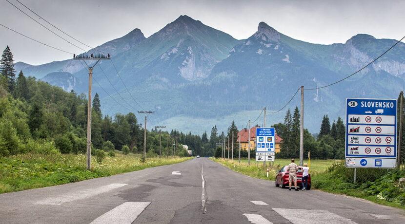 Wjazd na Słowację tylko z negatywnym wynikiem testu na koronawirusa!