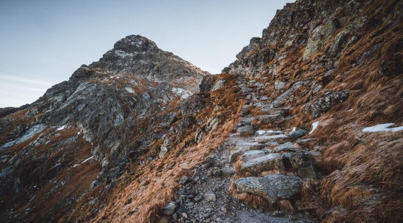 TPN zamyka szlaki na Świnicę