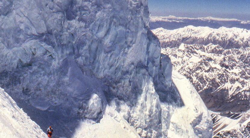 K2: Ostatnia prosta w drodze na szczyt. Nims chce zlecieć z niego na paralotni