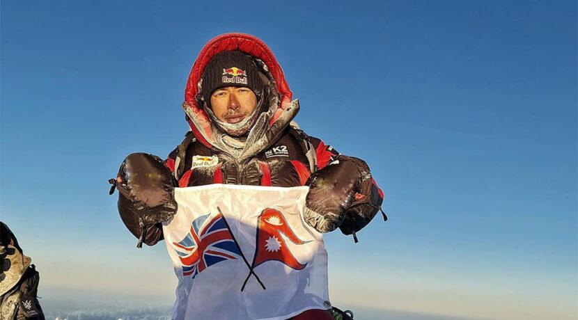 Nirmal Purja zdobył K2 bez używania tlenu z butli!