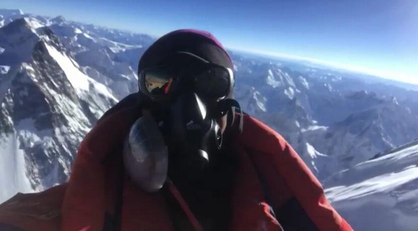 """Pierwsze nagranie spod szczytu K2! """"Czekali na resztę"""" (FILM)"""
