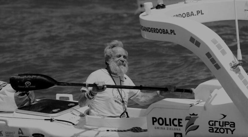 Aleksander Doba nie żyje. Miał 74 lata