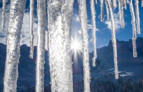 Idą srogie mrozy! W Tatrach temperatura odczuwalna nawet -40°C