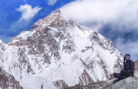 K2: Magdalena Gorzkowska wychodzi w górę. Jest plan na próbę ataku szczytowego