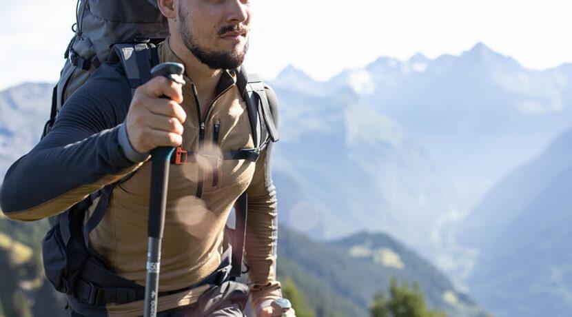 Co ma wspólnego górski turysta z australijską owcą? – czyli o wełnie merino
