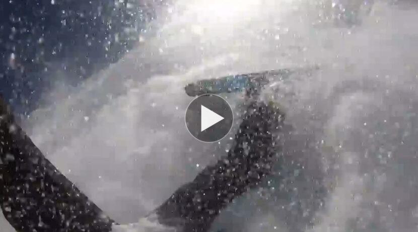 Narciarz zasypany przez lawinę i uratowany dzięki lawinowemu ABC. Film, który TRZEBA zobaczyć