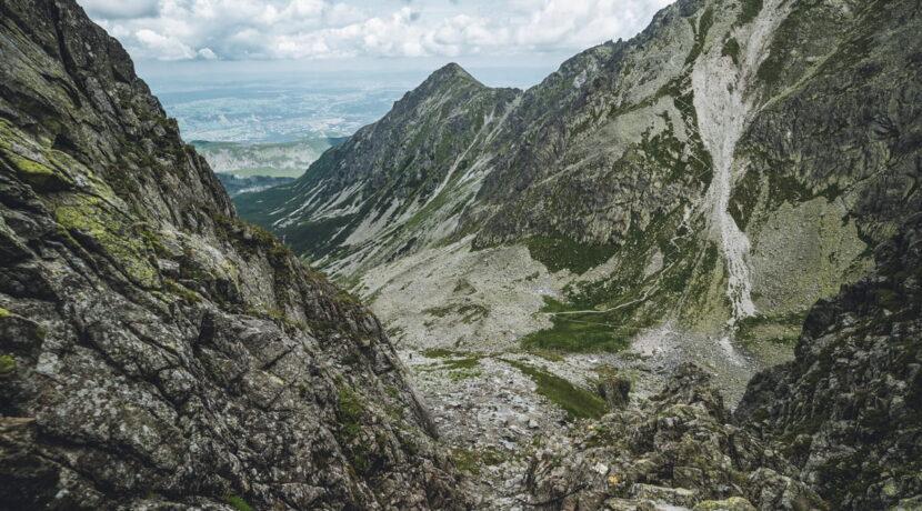 Szlak na Kozią Przełęcz zamknięty