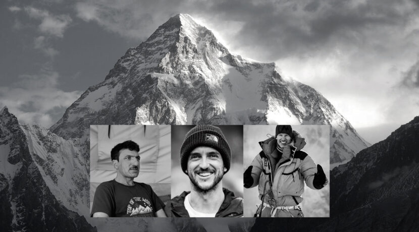 Na K2 znaleziono ciała zmarłych zimą himalaistów