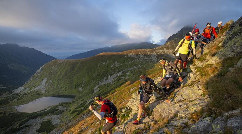 71 kilometrów najpiękniejszej trasy w Polsce. W sobotę kolejny Bieg Granią Tatr!